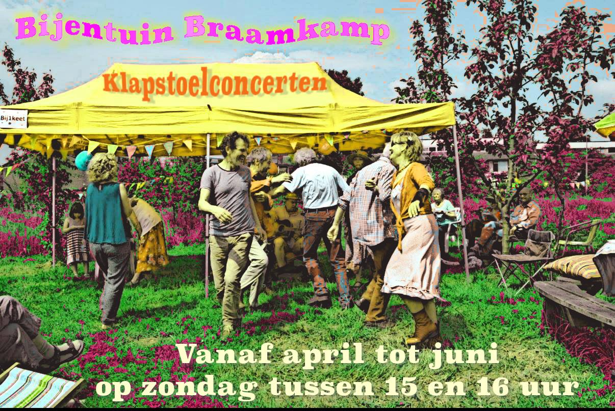 Maja concert – De Swinging Sapmachine